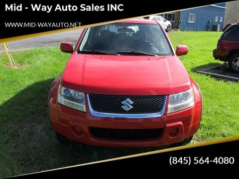 2006 Suzuki Grand Vitara for sale in Montgomery, NY