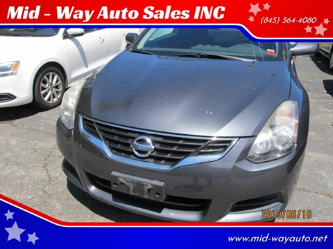 2010 Nissan Altima for sale in Montgomery, NY