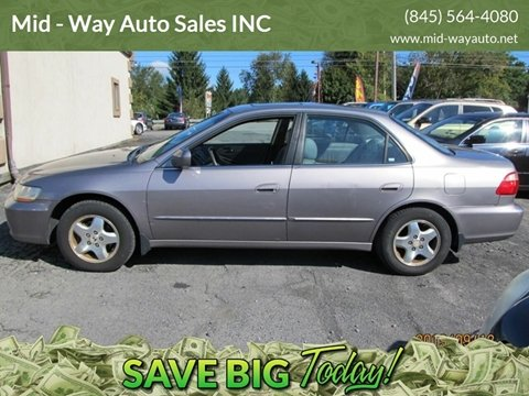 2000 Honda Accord for sale in Montgomery, NY