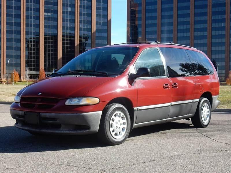 1996 Dodge Grand Caravan Le 3dr Extended Mini Van In Denver Co