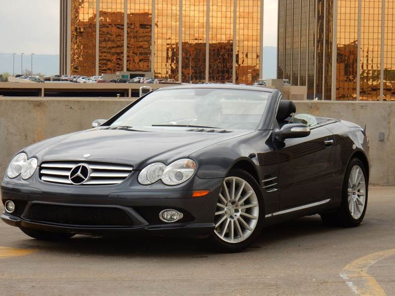 2008 Mercedes-Benz SL-Class for sale at Pammi Motors in Glendale CO