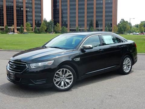 2013 Ford Taurus for sale at Pammi Motors in Glendale CO
