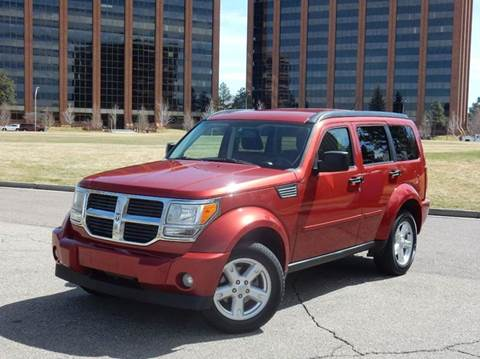 2008 Dodge Nitro for sale at Pammi Motors in Glendale CO