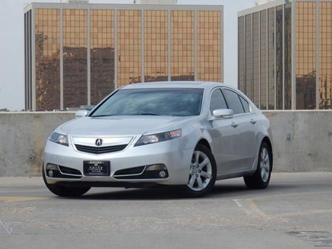 Acura Tl For Sale >> 2013 Acura Tl For Sale In Glendale Co