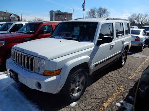 2009 Jeep Commander for sale in Denver, CO