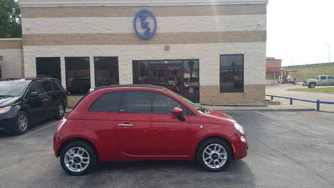 2013 FIAT 500c for sale in Fort Worth, TX