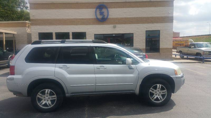 2004 Mitsubishi Endeavor Xls 4dr Suv In Fort Worth Tx Wilborn Motor Co