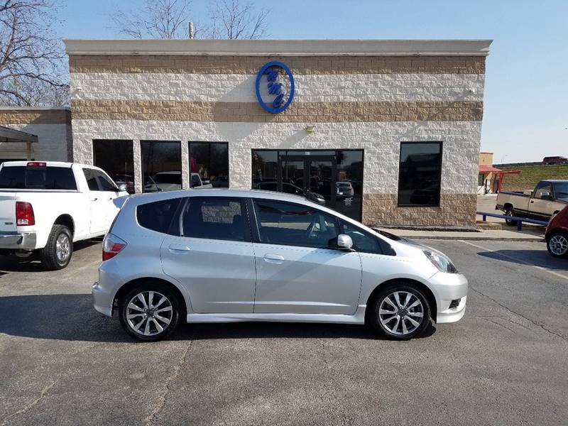 2012 Honda Fit Sport 4dr Hatchback Wnavi In Fort Worth Tx Wilborn
