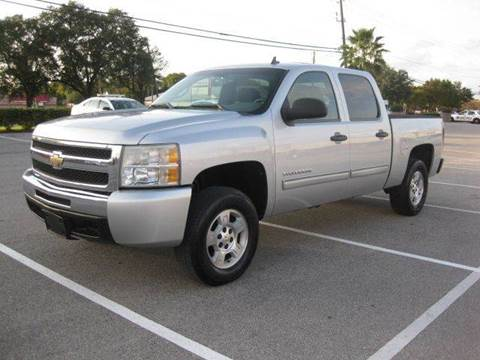 2010 Chevrolet Silverado 1500 for sale at T.S. IMPORTS INC in Houston TX
