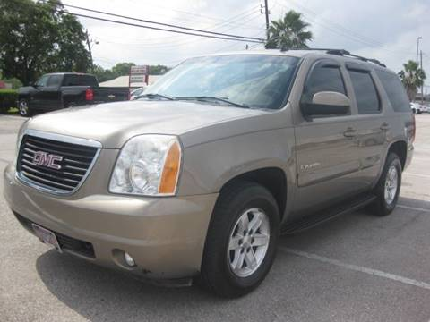 2007 GMC Yukon for sale in Houston, TX