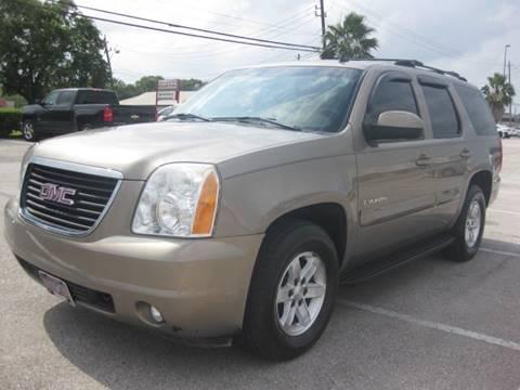 2007 GMC Yukon for sale in Houston, TX