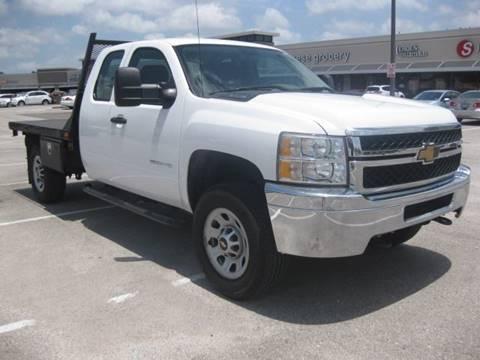 2013 Chevrolet Silverado 3500HD CC for sale in Houston, TX