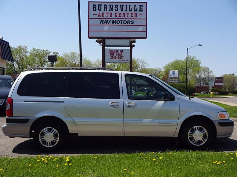 2003 Chevrolet Venture LT Entertainer 4dr Extended Mini-Van - Burnsville MN