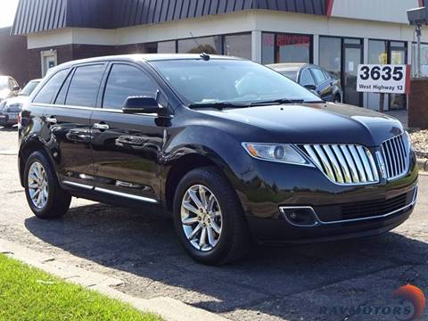 2013 Lincoln MKX for sale in Burnsville, MN