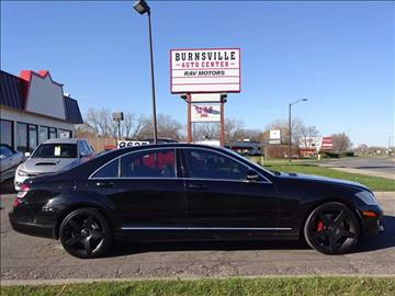2007 Mercedes-Benz S-Class for sale in Burnsville, MN
