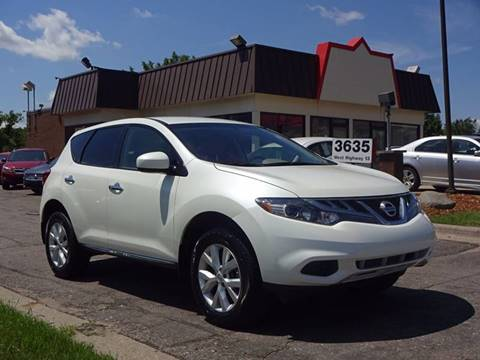 2014 Nissan Murano for sale in Burnsville, MN