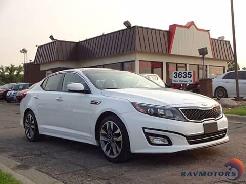 2015 Kia Optima for sale in Burnsville, MN