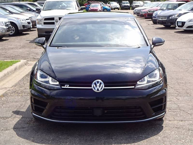 2017 Volkswagen Golf R AWD 4dr Hatchback 6A w/DCC and Navigation - Burnsville MN
