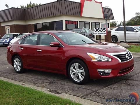 2015 Nissan Altima for sale in Burnsville, MN