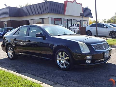 2005 Cadillac STS for sale in Burnsville, MN