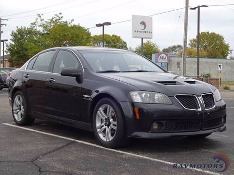 2009 Pontiac G8 for sale in Crystal, MN