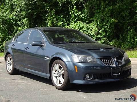 2009 Pontiac G8 for sale in Burnsville, MN