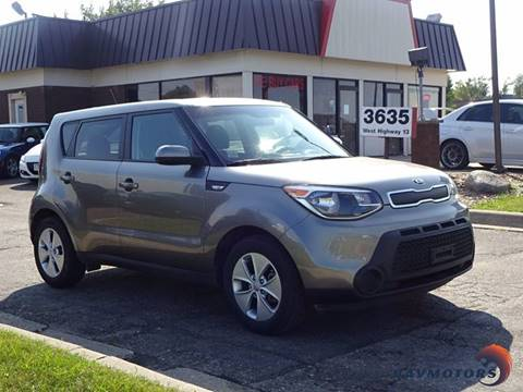 2014 Kia Soul for sale in Burnsville, MN