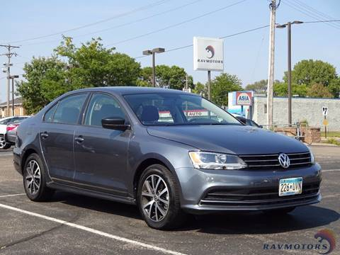 2016 Volkswagen Jetta for sale in Crystal, MN