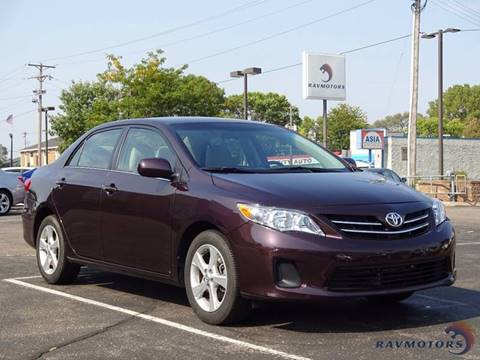 2013 Toyota Corolla for sale in Crystal, MN