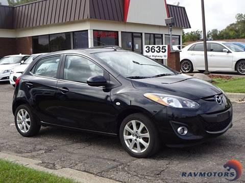 2014 Mazda MAZDA2 for sale in Burnsville, MN