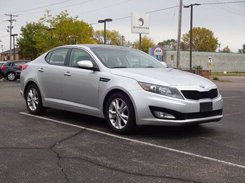 2013 Kia Optima for sale in Crystal, MN