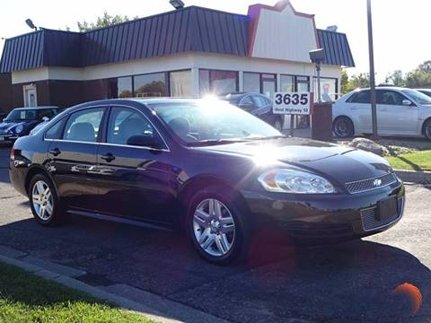 2014 Chevrolet Impala Limited for sale in Burnsville, MN