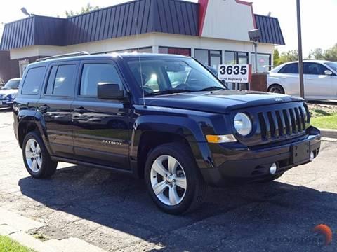 2013 Jeep Patriot for sale in Burnsville, MN