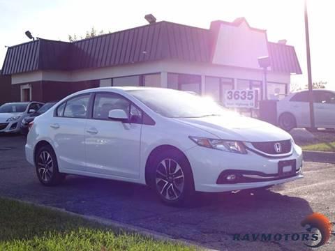 2015 Honda Civic for sale in Burnsville, MN