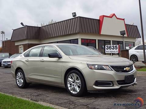 2014 Chevrolet Impala for sale in Burnsville, MN