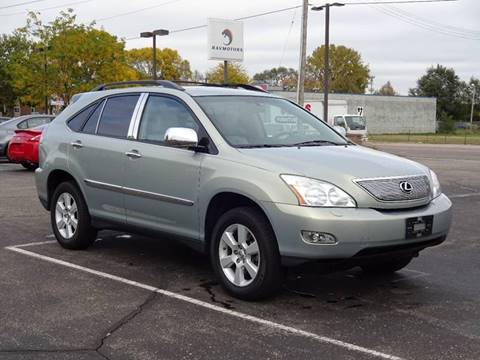 2007 Lexus RX 350 for sale in Crystal, MN