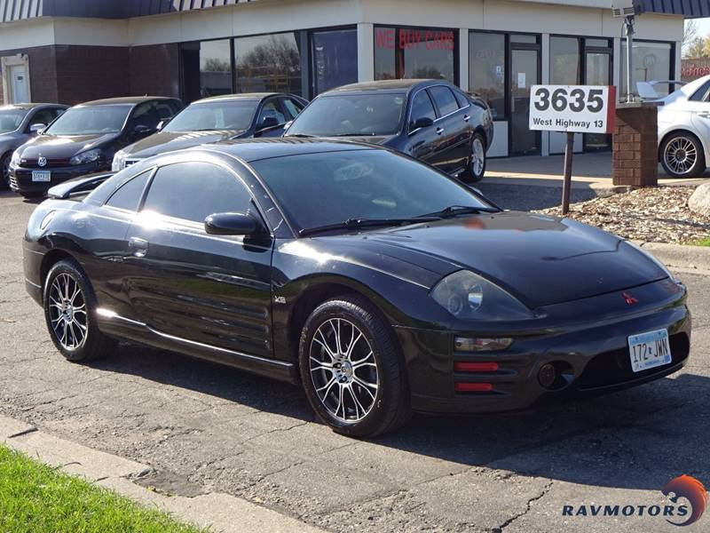 Good 2003 Mitsubishi Eclipse GT 2dr Hatchback   Burnsville MN