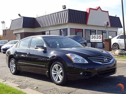 2012 Nissan Altima for sale in Burnsville, MN