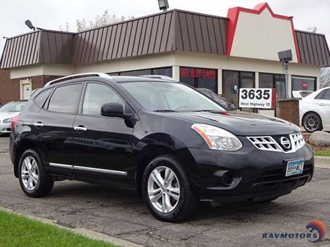 2012 Nissan Rogue for sale in Burnsville, MN