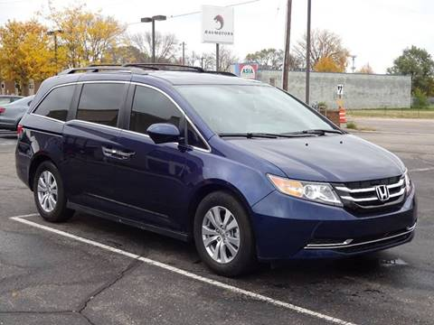 2015 Honda Odyssey for sale in Crystal, MN