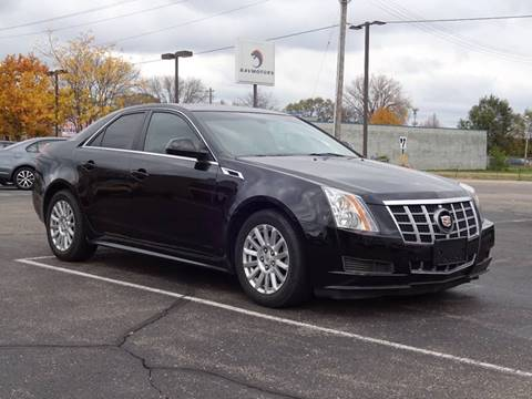 2012 Cadillac CTS for sale in Crystal, MN