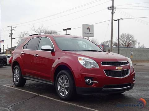 2015 Chevrolet Equinox for sale in Crystal, MN