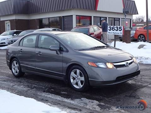 Used 2008 honda civic for sale in minnesota for Honda dealership burnsville mn