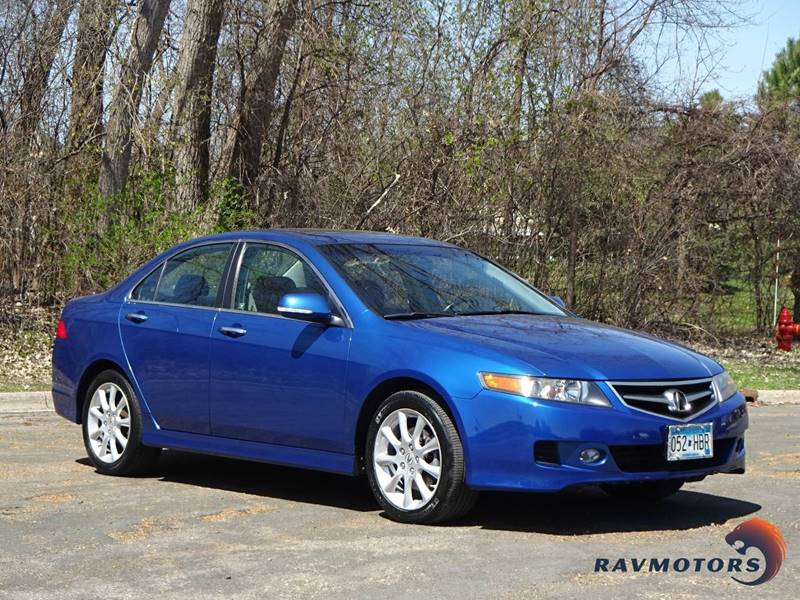 Acura Tsx Dr Sedan A WNavigation In Burnsville MN RAVMOTORS - 2018 acura tsx navigation