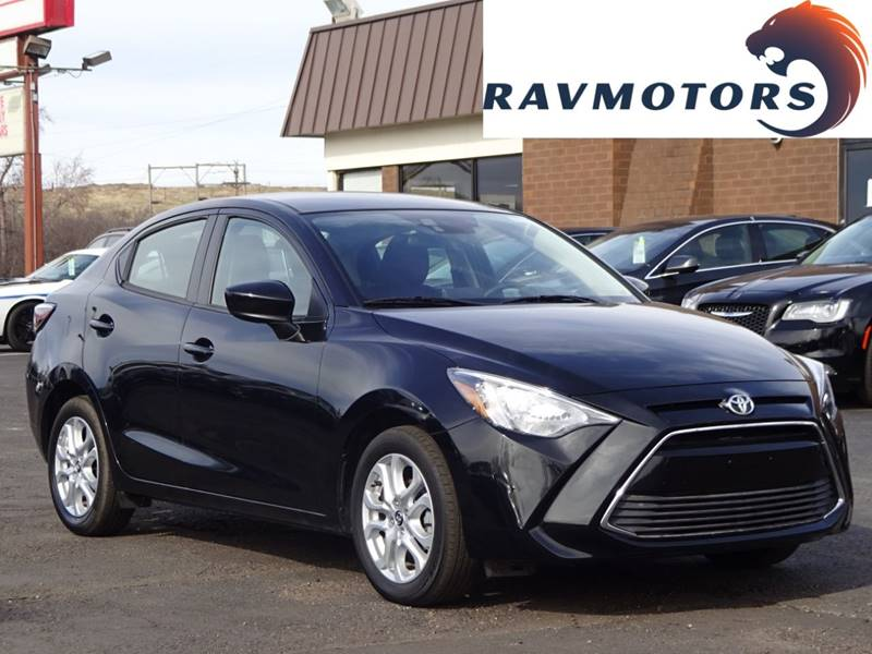2017 Toyota Yaris Ia 4dr Sedan 6A In Burnsville MN - RAVMOTORS