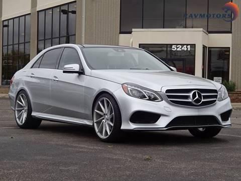 2014 Mercedes-Benz E-Class for sale in Crystal, MN
