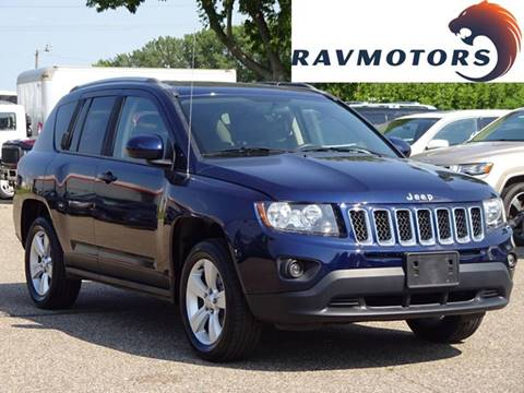 2014 Jeep Compass for sale in Burnsville, MN