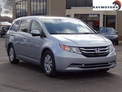 2017 Honda Odyssey for sale in Crystal, MN