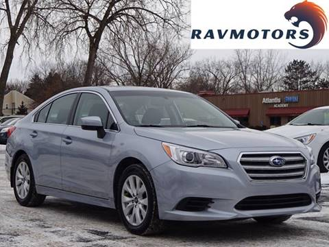 2016 Subaru Legacy for sale in Burnsville, MN