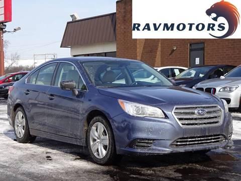 2015 Subaru Legacy for sale in Burnsville, MN